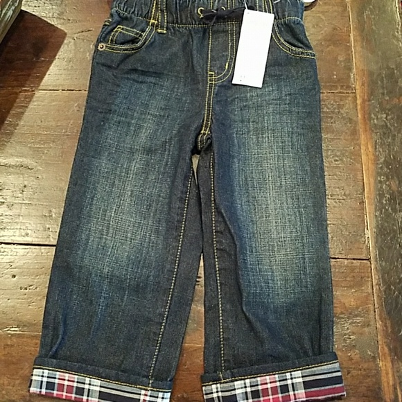 Gymboree Other - NWT  Gymboree Boys Jeans 2T